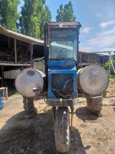 Трактор ТТЗ 80 хорошем состояниий огригат мотор