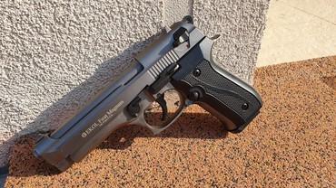 Startni pistolj Ekol Firat Magnum 9mm(novo) mat siva boje - Borca