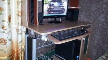 Компютер с подставкои комплект в Бишкек