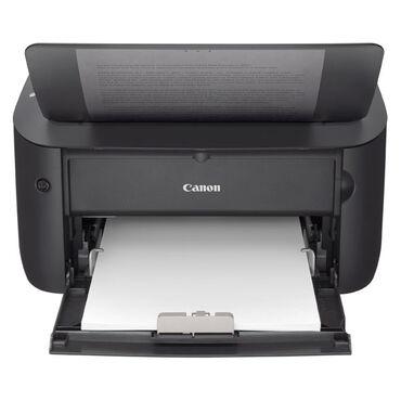 бу-принтеры в Кыргызстан: Черно-белый принтер Canon LBP6030B лазерныйФормат бумаги