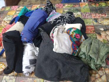 Пакет женской одежды в хорошем состоянии есть летние, осенние, зимние