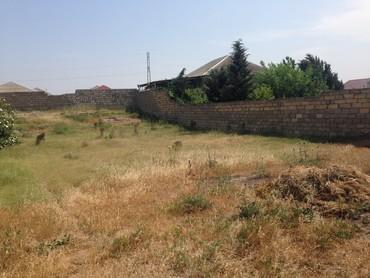 Bakı şəhərində Əlimyandı. Maştağa yolu 6 sot tam hasarlı torpaq satılır.