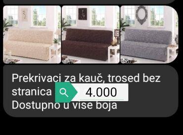 Drzaci za carape - Vrnjacka Banja: Navlaka za kauc-trosed