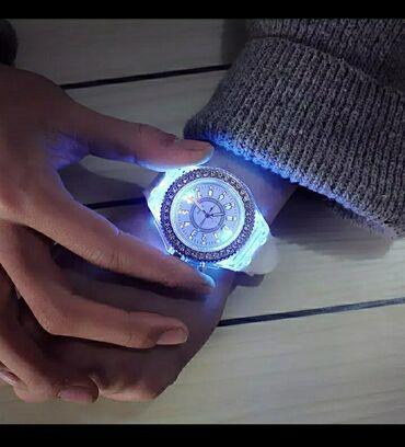 учительница начальных классов в Кыргызстан: Светящиеся часы. Светодиодный светильник светится разными цветами