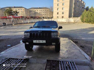 Jeep Azərbaycanda: Jeep Grand Cherokee 3 l. 1996 | 265000 km