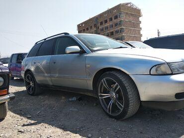 Транспорт - Кызыл-Кия: Audi A4 Allroad Quattro 1.8 л. 1997   1 км
