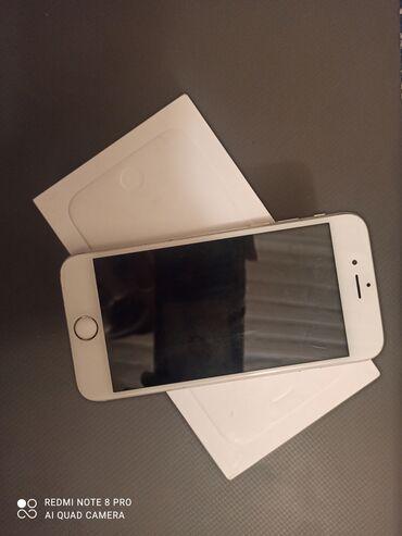 İşlənmiş iPhone 6 16 GB Gümüşü