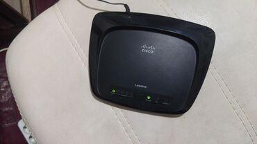 adsl-modem - Azərbaycan: CiscoADSL ModemWireless 300 Mb4 Lan portEla veziyyetdedir.(son