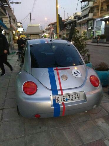 Volkswagen Beetle - New (1998-Present) 1.6 l. 2003 | 230000 km