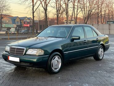 плита спиральная в Кыргызстан: Mercedes-Benz C-Class 2.3 л. 1997
