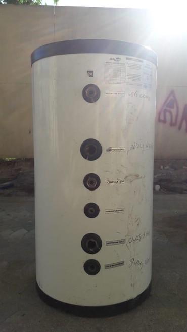 boyler - Azərbaycan: Boyler 200 litr. Üstündə ten var. Az işlənib