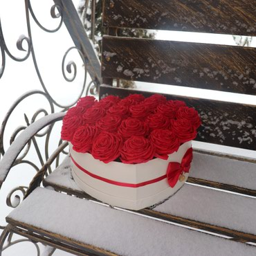 Цветы ручной работы на заказ в Бишкек