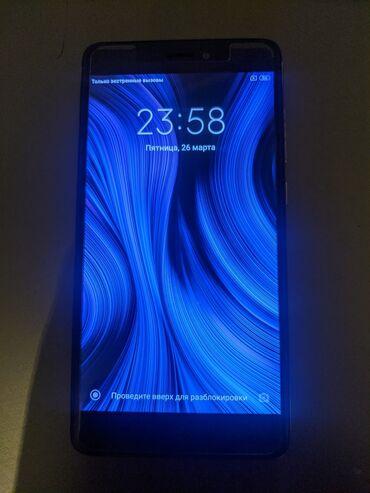 Xiaomi Redmi Note 4 | 32 ГБ | Серый | Б/у | Сенсорный, Отпечаток пальца, Две SIM карты