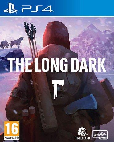 Ps4 üçün the long dark oyunu. Sony PlayStation 4 oyunlarının və
