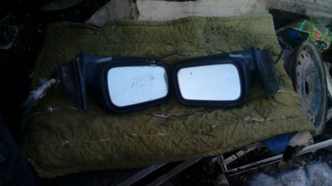 Зеркало боковой на Хонда аккорд в Лебединовка