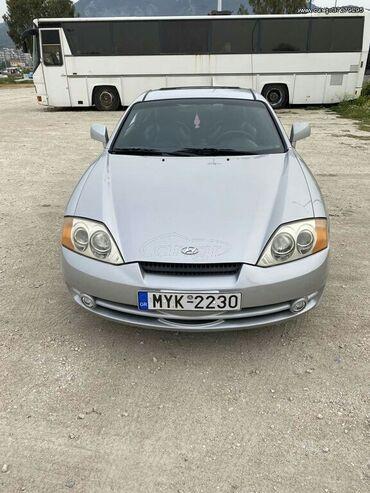 Hyundai Coupe 1.6 l. 2003 | 185000 km