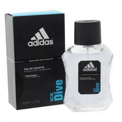Туалетная вода для мужчин adidas. Made in spain. 100ml С ароматом в Бишкек