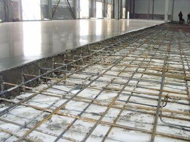 konteyner - Azərbaycan: Hər növ beton işləri. Təməl