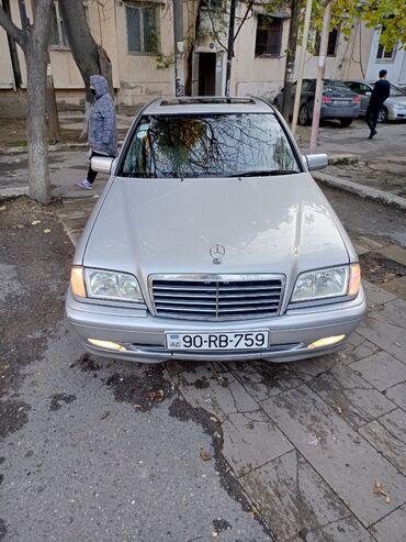 saç boyaları - Azərbaycan: Mercedes-Benz C 230 2.3 l. 1999 | 255288 km