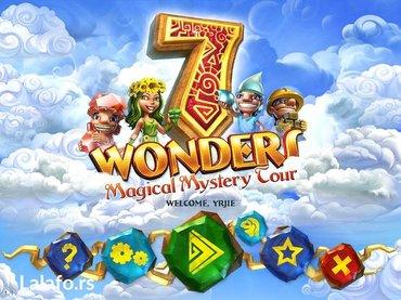 7 Wonders igra za pc (racunar i lap-top)   ukoliko zelite da - Boljevac