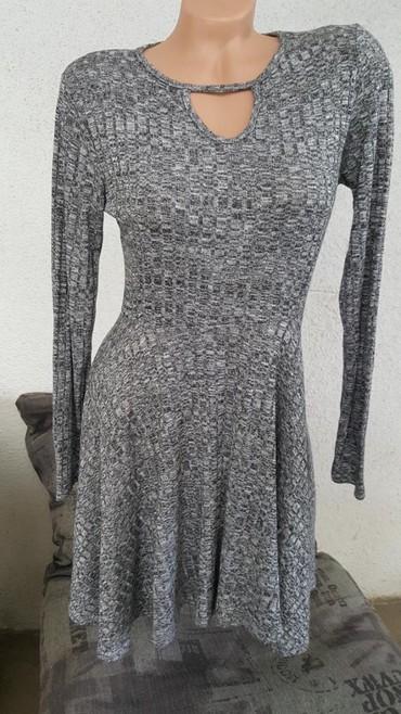 Missguided haljina dugih rukava, prijatna, leprsava, odgovara m/l - Arandjelovac