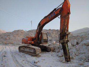 Ковши - Кыргызстан: Продаю или меняю гусеничный экскаватор Хитачи ех285. Год выпуска 1999