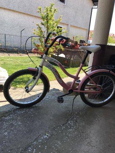 Sport i hobi - Odzaci: Bicikla za devojcice. Nova malo vožena ali očuvana. U odlicnom stanju