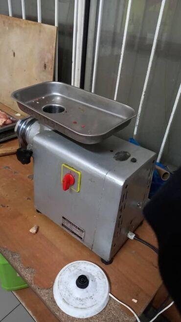 Электроника - Кант: Продаю мясорубку 32-вал производства китай. Есть торг