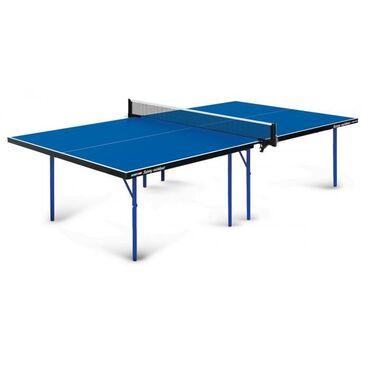Теннисный стол start line sunny light outdoor 6015цвет:синийигровое