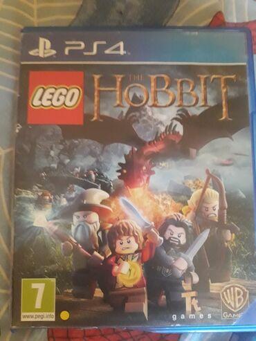Lego hobbit σε αριστη κατασταση