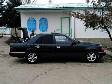 двигатель мерседес 124 2 2 бензин в Кыргызстан: Mercedes-Benz W124 2.3 л. 1991   380 км