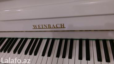 Bakı şəhərində Weinbach - çox az rastlanan modelde, konsert aletdi.  Abstrakt