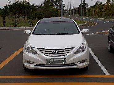 Avtomobillər - Zaqatala: Hyundai Sonata 2.4 l. 2010 | 145000 km