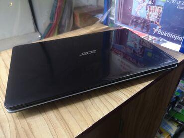 microsoft 540 в Кыргызстан: Офисный ноутбук Acer Процессор celeron b8154gb ddr3 320gb жёсткий