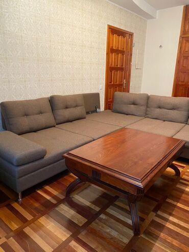 продам кресло кровать in Кыргызстан | ДИВАНЫ: Срочно продаю мягкую мебель! 3,2м/3,2мВ очень хорошем состоянии