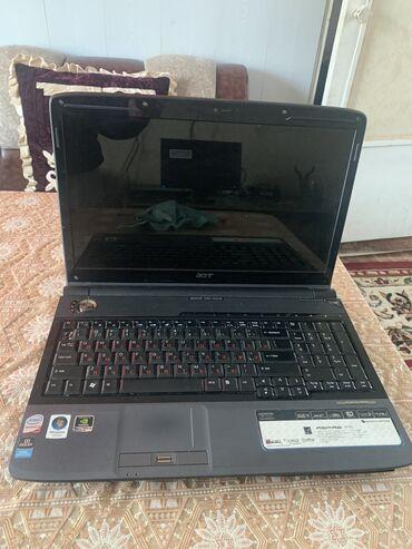 Продаю Ноутбук, пятно на дисплее и одной клавиши нет, а остальное в