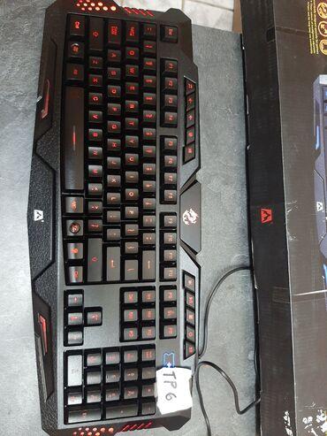Tastatura | Srbija: Gaming tastatura malo koriscena TP6