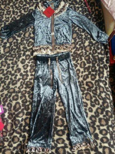 Спор. костюм королевский,ломаный в Бишкек