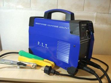 Сварочный аппарат p. I. T. инвертор в Бишкек