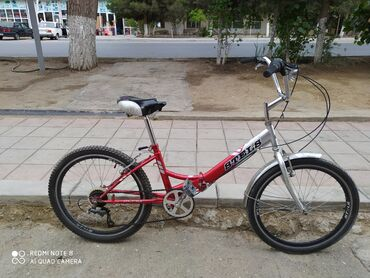 islenmis velosiped - Azərbaycan: VELOSİPED