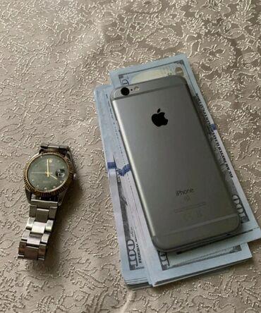 IPhone 6s 16 ГБ Серебристый
