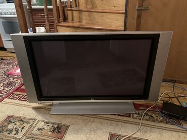 ТВ и видео - Кыргызстан: LG 42PX1RV -Настоящий плазменный телевизор 42 дюймов,обладающяя непрев