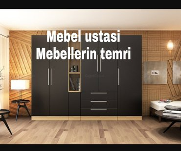 Bakı şəhərində Mebel temri