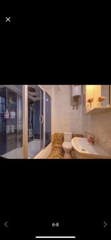 туалетная бумага бишкек в Кыргызстан: 1 комната, Душевая кабина, Постельное белье, Кондиционер, Можно с животными