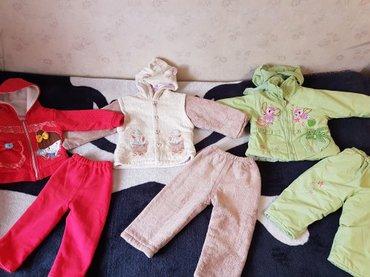 продам костюмчики от 2-4 лет взависимости от ребенка. писать в чат лал в Бишкек