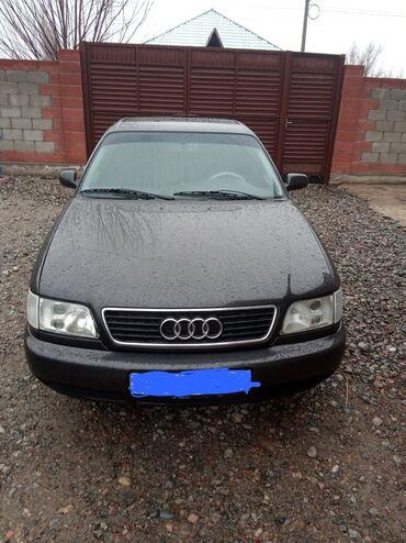 Прозрачные решетки на окна цена - Кыргызстан: Audi A6 2.6 л. 1995