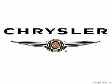 Ehtiyat hissələri və aksesuarlar Şəkida: 0 ci iller arasinda buraxilan Chrysler ucun ehtiyyat hisseleri