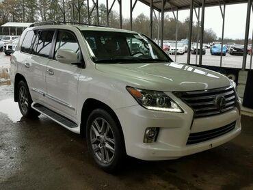 Автоуслуги - Кыргызстан: Сдаю в аренду: Внедорожник | Lexus