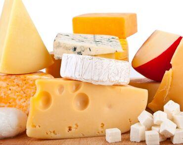 Молочные продукты и яйца - Кыргызстан: Продаю сыр сулугуни, адегейский, чечел, моцарелла