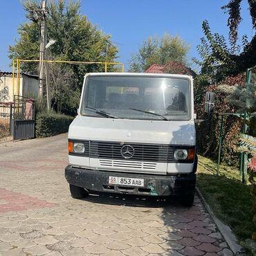 Продаю Mercedes-Benz 609 D 1993 года объём 4 цвет белый